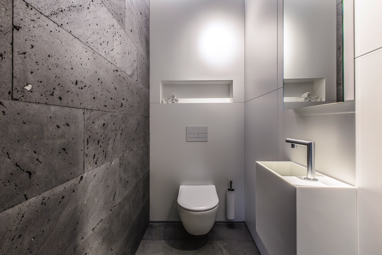 Salle de bains diest sylvain li geois - Modifier salle de bain ...
